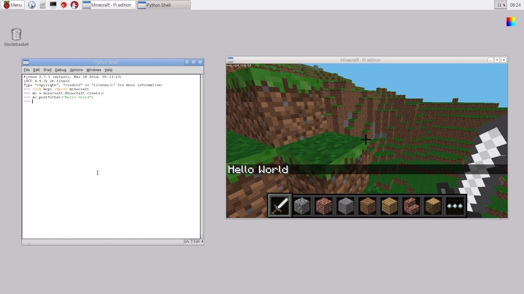 minecraft_helloworld